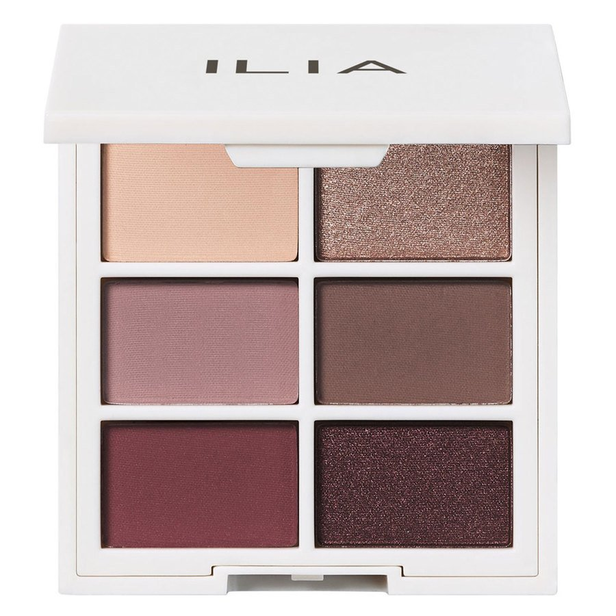 Ilia The Necessary Eyeshadow Palette Cool Nude 1,5g