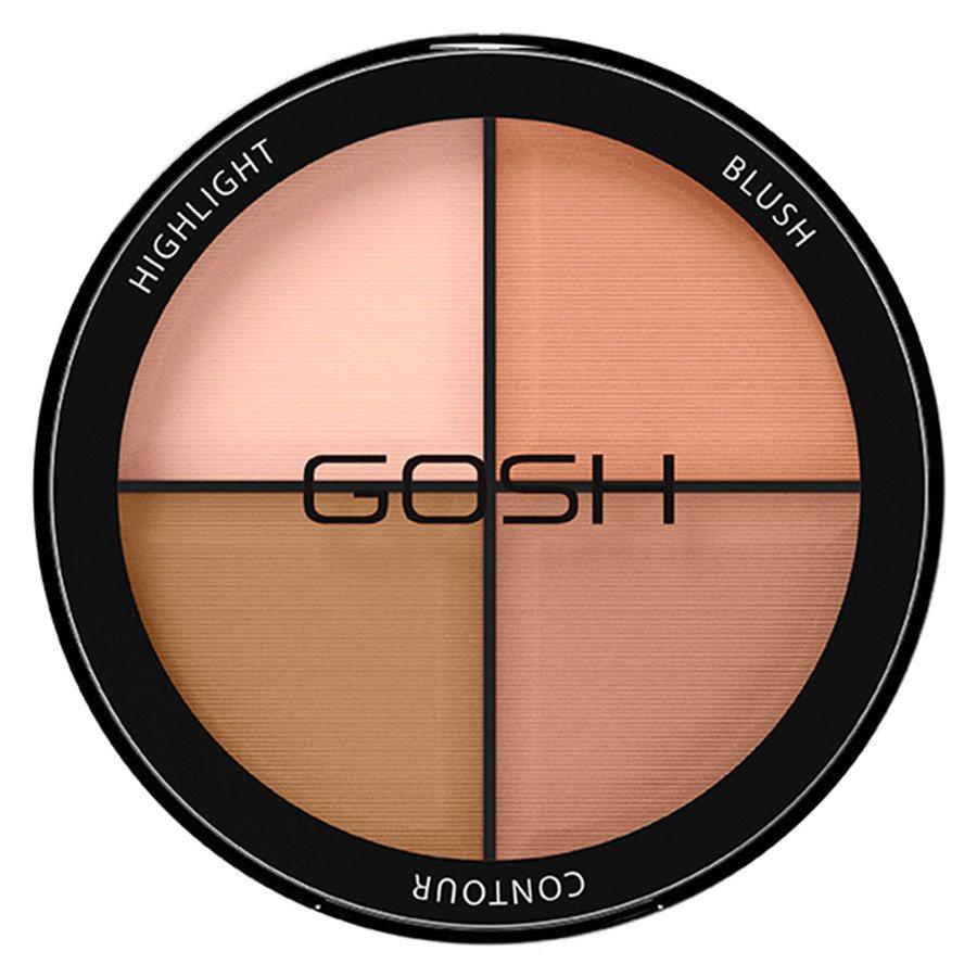 GOSH Contour'n Strobe Kit, #001 Light (15 g)