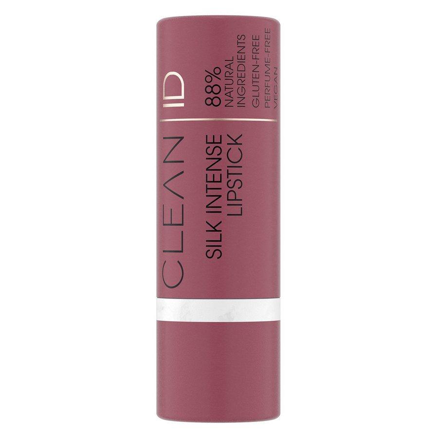 Catrice Clean ID Silk Intense Lipstick, 050 Wild Cherry 3,3 g