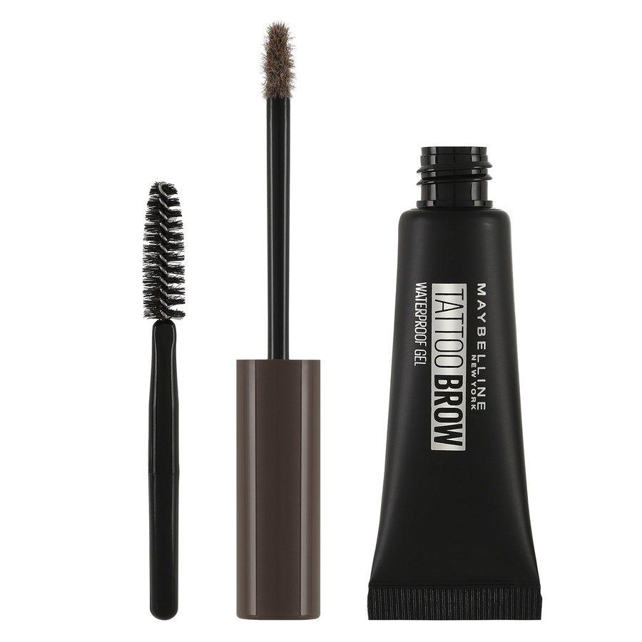 Maybelline Tattoo Brow Waterproof Gel, #04 Medium Brown (6,8 ml)
