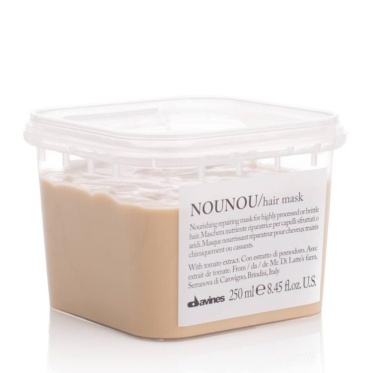 Davines NOUNOU Nourishing Repairing Mask Dry and Brittle Hair (250ml)