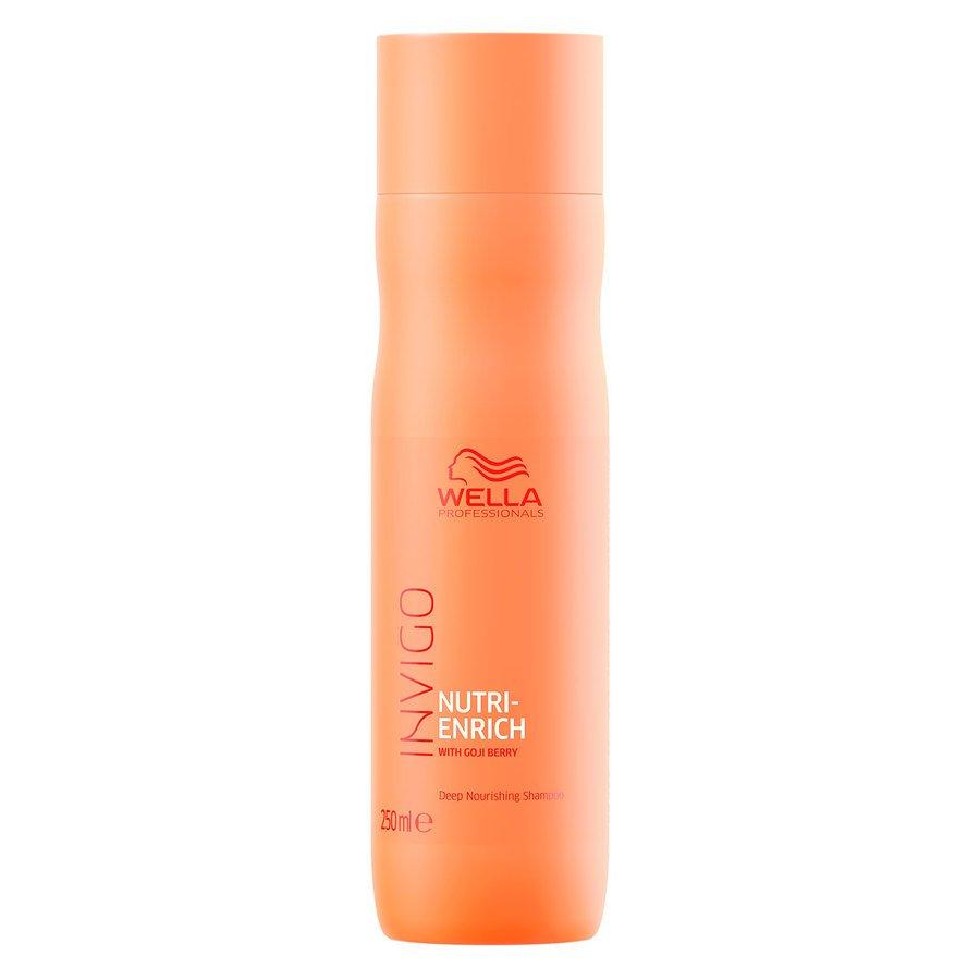 Wella Professionals Invigo Nutri-Enrich Deep Nourishing Shampoo (250ml)