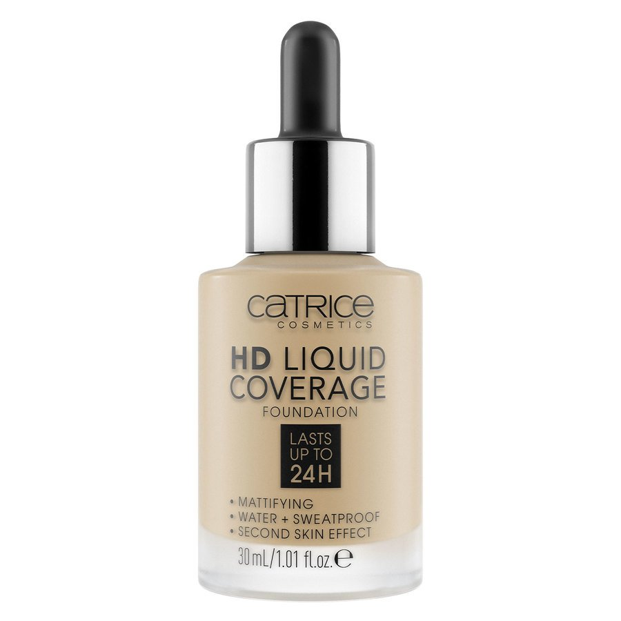 Catrice HD Liquid Coverage Foundation, 032 Nude Beige 30 ml
