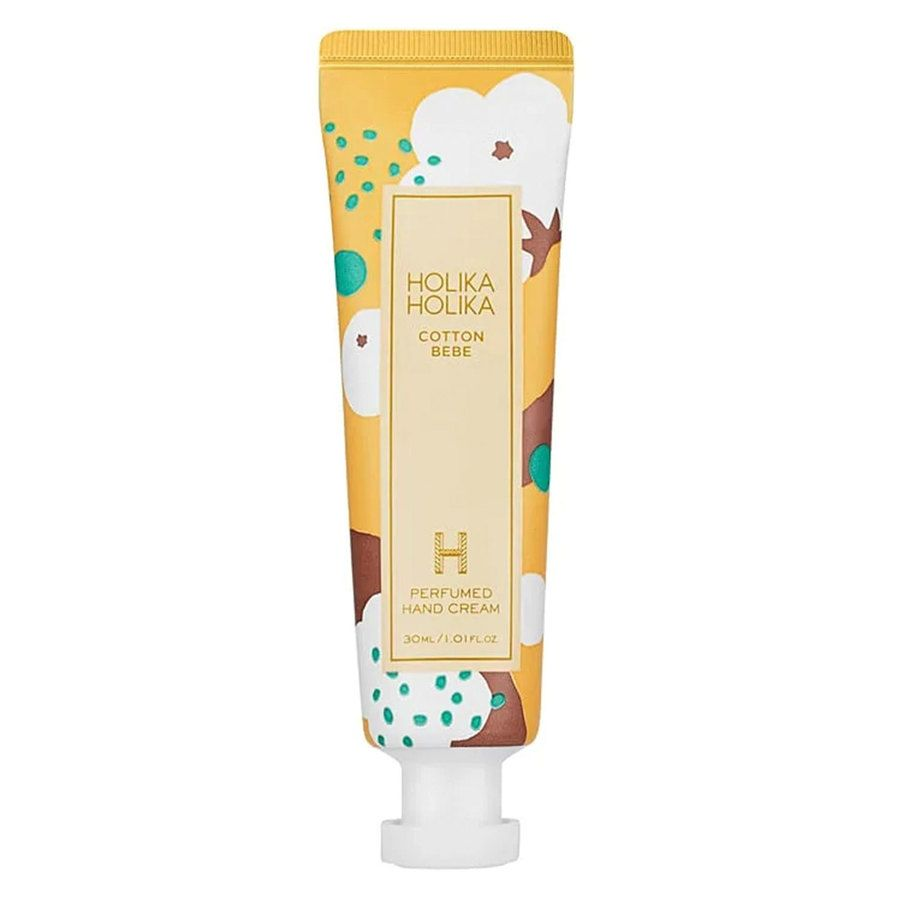 Holika Holika Cotton Bebe Perfumed Hand Cream (30 ml)