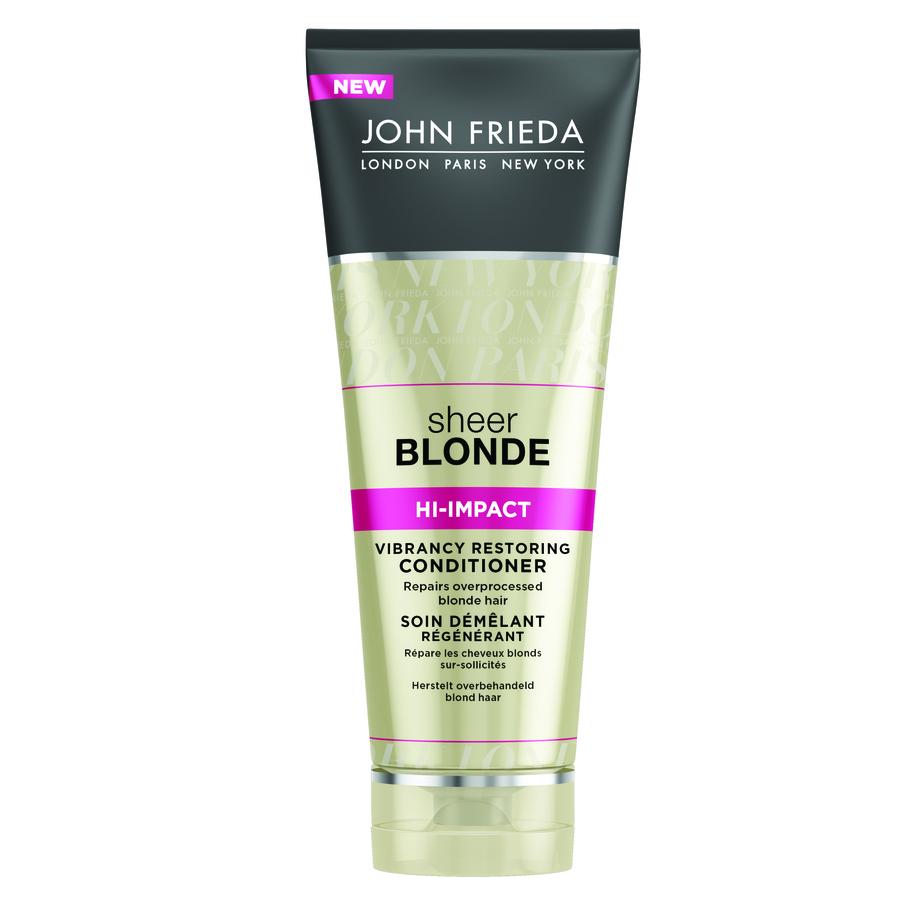 John Frieda Sheer Blonde Hi-Impact Vibrancy Restoring Conditioner (250 ml)