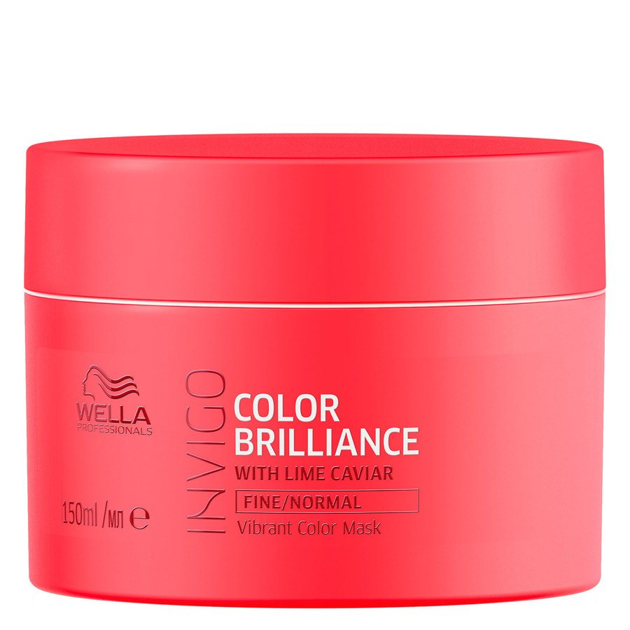 Wella Professionals Invigo Color Brilliance Mask Fine Hair 150ml