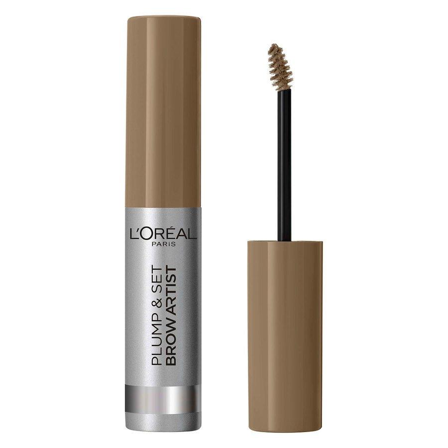 L'Oréal Paris Brow Artist Plump & Set, 101 Blonde (5 ml)