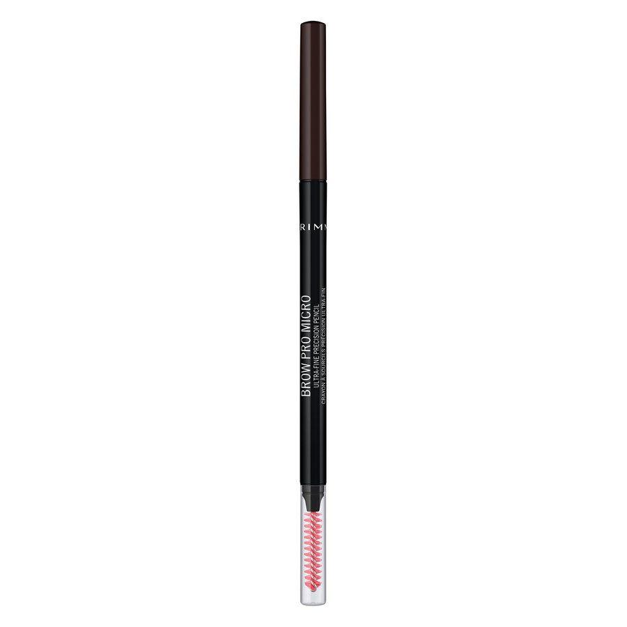 Rimmel London Brow Pro Micro Ultra-Fine Precision Pencil, #003 Dark (0,9 g)