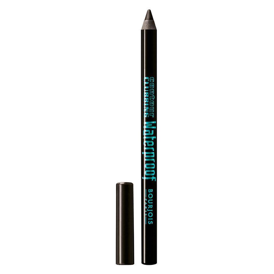 Bourjois Contour Clubbing Waterproof Pencil & Liner, 41 Black Party (1,2 g)