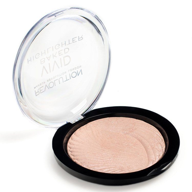 Makeup Revolution Vivid Baked Highlighter, Peach Lights (7,5 g)