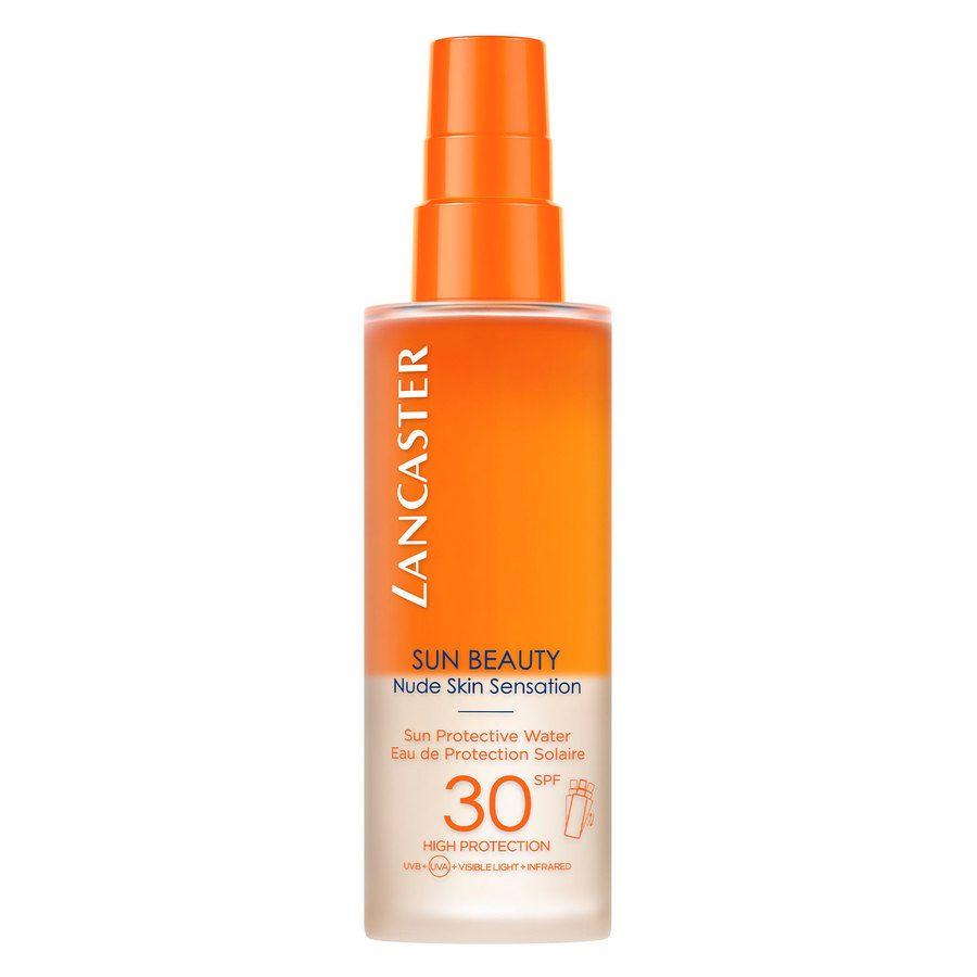 Lancaster Sun Care Face & Body Sun beauty protective waters SPF30 150ml