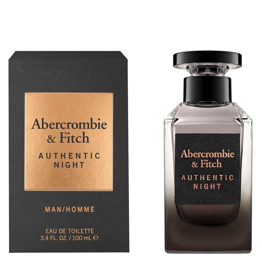 Abercrombie & Fitch Authentic Night Eau De Toilette (100ml)
