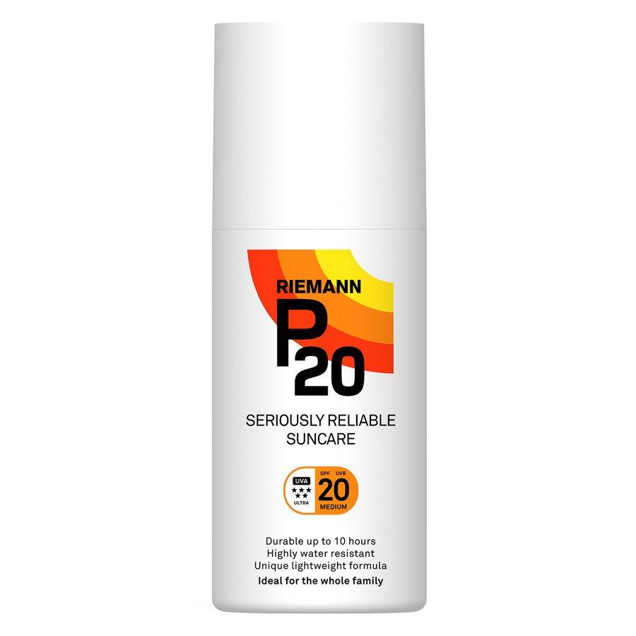 P20 SPF 20 Riemann Lotion (200 ml)