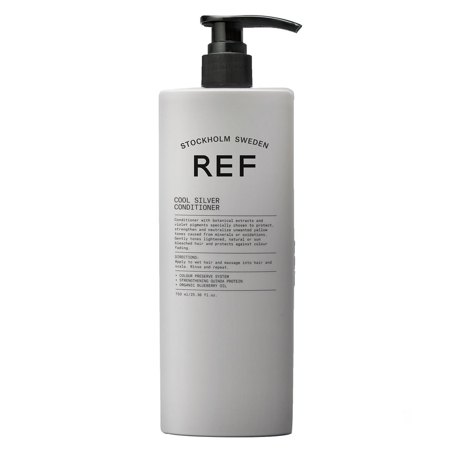 REF Cool Silver Conditioner (750 ml)