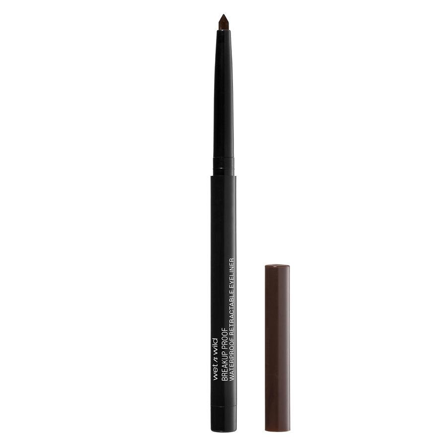 Wet'n Wild MegaLast Retractable Eyeliner, Black Brown (0,23 g)