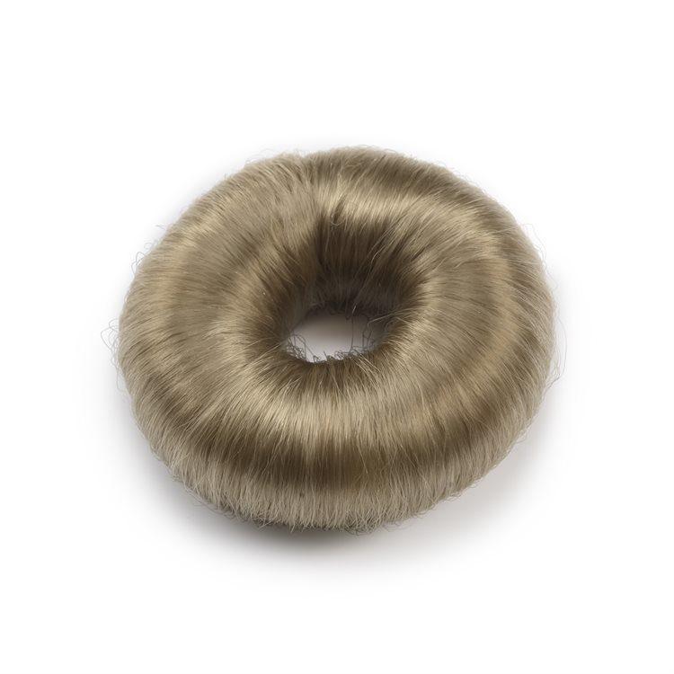 Bravehead Synthetic Hair Bun (groß), blond
