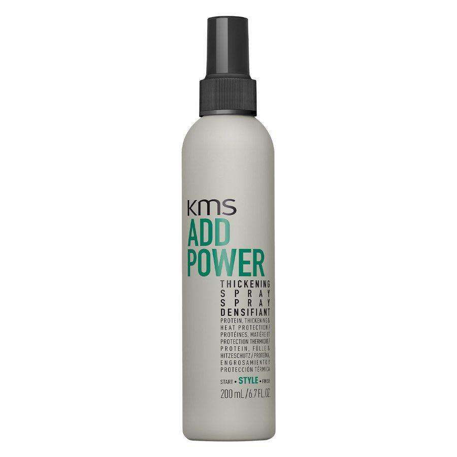 KMS AddPower Thickening Spray (200ml)