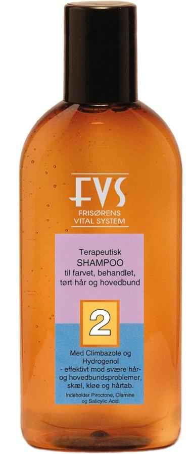 FVS Frisörens Vital System Shampoo Nr. 2 (215 ml)